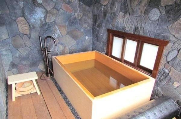 Bồn tắm kiểu Nhật