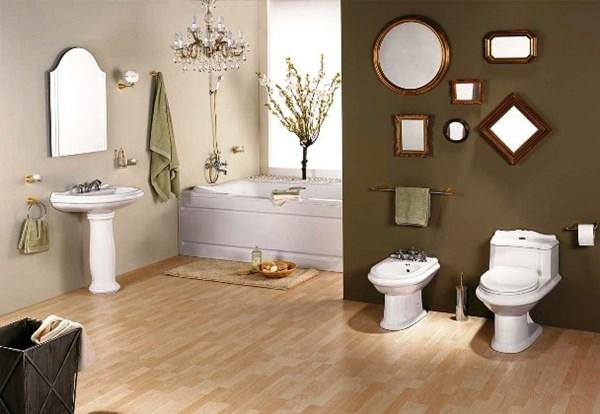 Cách hóa giải nhà vệ sinh theo phong thủy
