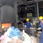 Lò đốt chất thải nguy hại