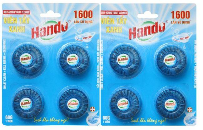 Viên tẩy bồn cầu Hando
