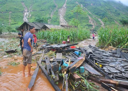 Hậu quả của biến đổi khí hậu đến Việt Nam