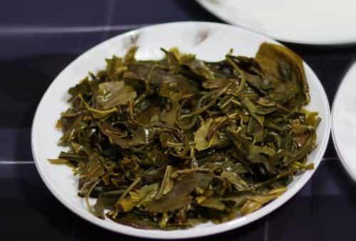 Bã trà là nguyên nhân hàng đầu gây tắc cống