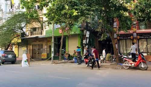 Hút bể phốt tại Nguyễn Thị Định