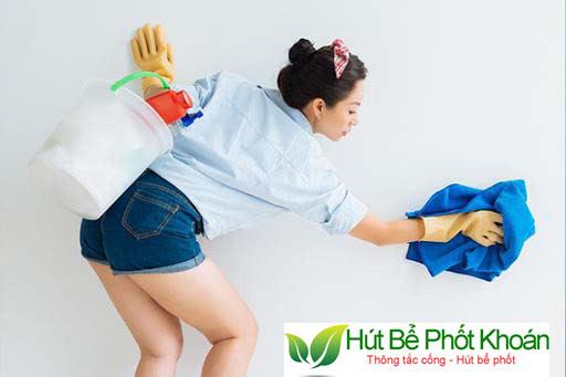Cách khử mùi sơn nhà mới