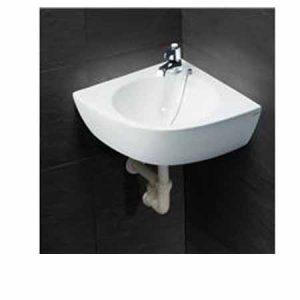 kích thước lavabo góc