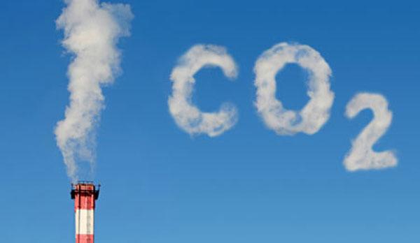 Do lượng khí CO2 trong khí quyển