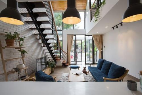 Thiết kế một không gian đầy đủ ánh sáng