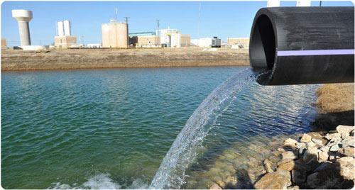 Xử lý các nước thải từ công nghiệp