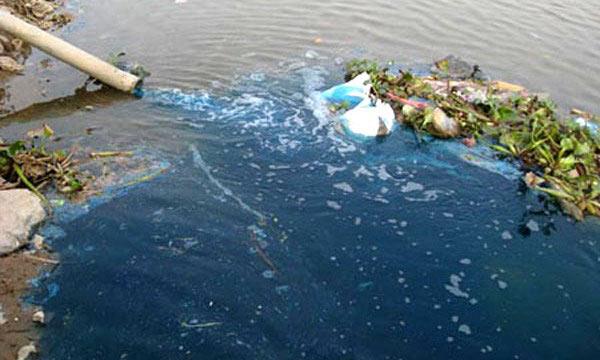 Ô nhiễm nguồn nước là gì