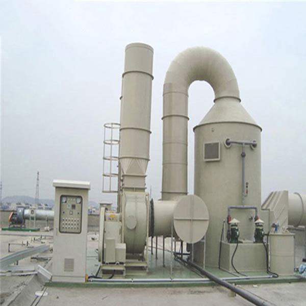 Xử lý khí thải bằng phương pháp thiêu đốt