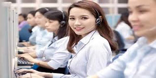 Tiếp nhận và tư vấn từ cuộc gọi từ khách hàng