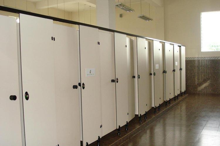 Tiêu chuẩn thiết kế nhà vệ sinh công nhân