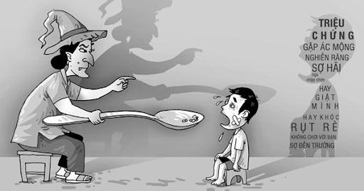 Thực trạng bạo hành trẻ em
