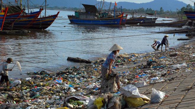 Thực trạng nguồn nước mặt tại Việt Nam