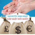Giá nước sạch