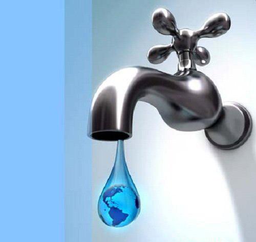 Luôn khóa vòi nước khi không còn nhu cầu sử dụng
