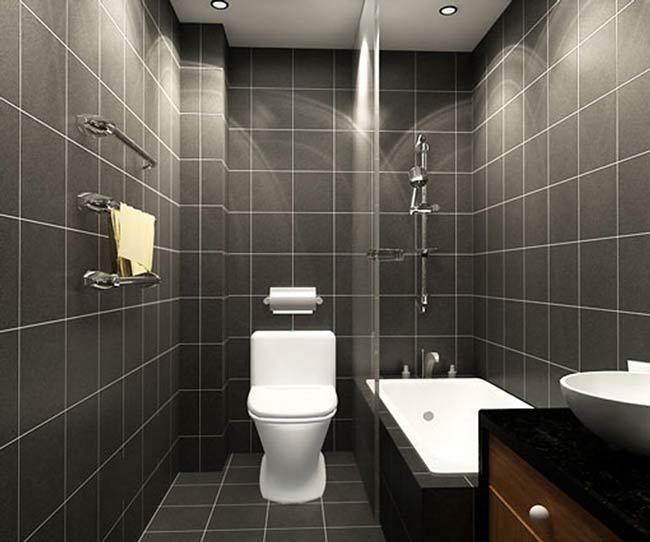 Nhà vệ sinh rộng bao nhiêu