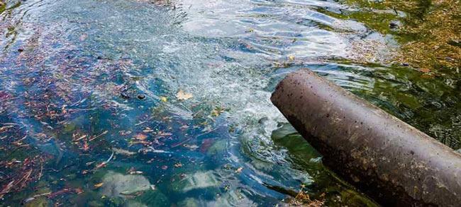 Thực trạng ô nhiễm nguồn nước ngầm