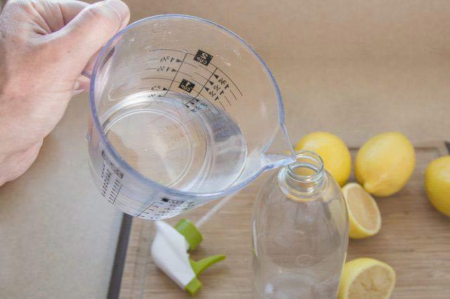 Cách khử mùi nước tiểu người già bằng chanh tươi
