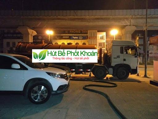 Công ty hút bể phốt uy tín tại Bắc Ninh
