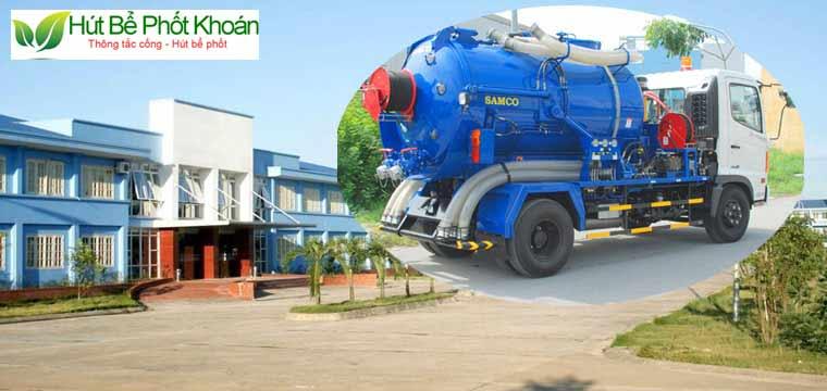 Công ty hút hầm cầu tại Cà Mau uy tín